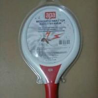 Raket Nyamuk APA By Krisbow Dengan Baterai - Mosquito Swatter With