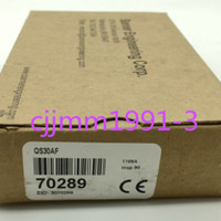 1PC New BANNER Photoelectric Switch Sensor QS30AF