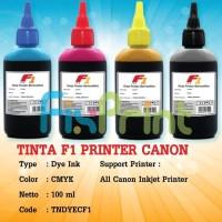Tinta Refill Isi Ulang F1 Original Printer Canon IP2770 G1000 G2000 G3