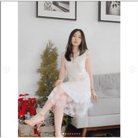Servia Lace Dress Premium #206