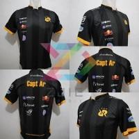 Jersey Kaos Baju Gaming RRQ 2019 ML, AOV,PB, PUBG Free Nick - Full Sublime, XS