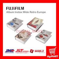 Album Foto Polaroid Lomo Instant Instax Wide 210 300 210s 3R 3x5 Inch
