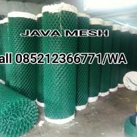 Kawat Harmonika Galvanis dan PVC Murah Langsung Pabrik