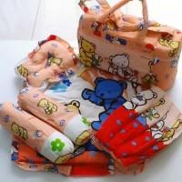 Baby gift set / tas bantal guling kasur bayi