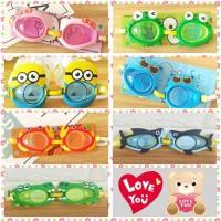 Kacamata Renang Anak Karakter | Baju Renang | Pelampung Renang