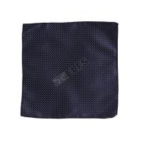 Sapu Tangan Saku Jas Satin 2 sisi motif Pocket Square Handkerchief