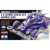 Tamiya Mini 4WD 94951 - Avante Mk.III Nero Clear Violet Special