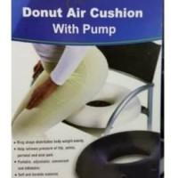 Bantal Wasir / Ambiyen Angin Pompa /Banta Donat Air Cushion Pump