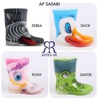 Sepatu Boot Anak AP BOOTS Kids Safari Terbaru | Sepatu Boots Anak-anak