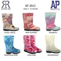 Sepatu Boot Anak AP BOOTS Kids 2012 NEW Cewek Cowok