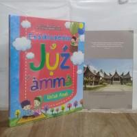Buku anak islami ensiklopedia juz amma untuk anak by aminah mustari
