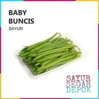 BABY BUNCIS 100 GRAM / SAYUR SEGAR DEPOK