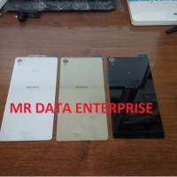 Tutup Casing Belakang Sony Z3 Backdoor Backcover Adhesive Tape