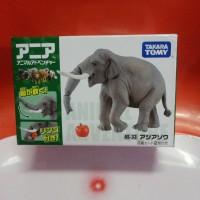 Takara Tomy Ania Asian Elephant Tomica