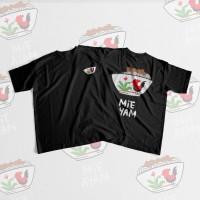 Mie Ayam   T-shirt Hitam
