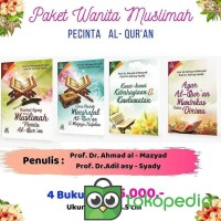 BRS - Paket Buku Islam Wanita Muslimah Pecinta al-Qur`an