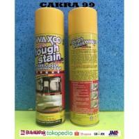 TERLENGKAP;;;;;; Waxco Tough Stain Cleaning Foam Pencuci kotoran untuk