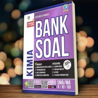 BUKU 1700 PLUS BANK SOAL KIMIA SMA/MA K13 REVISI - YRAMA WIDYA