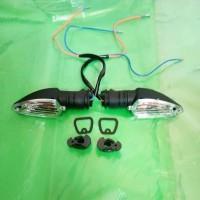 Lampu sen dan klip Yamaha Vixion New
