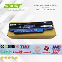 Original Baterai Acer Aspire One Happy AO 722 522 D255 D260 D257 D270