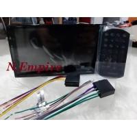 Audio Mobil Doubledin NAKAMICHI seri NA3101i mobil agya/ayla