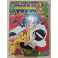 komik second ranma 1/2 vol 8