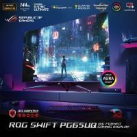 ASUS ROG SWIFT PG65UQ 65 4K UHD VA 144Hz 4ms G-SYNC U GAMING MONITOR