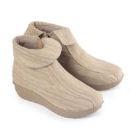 Sepatu Boots Casual Wanita Masa Kini