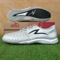 Specs Barricada Maestro Elite IN (Sepatu Futsal) - Silver/Black