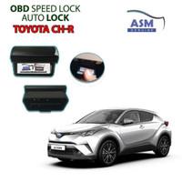 Auto Lock Obd ,Speed Lock Toyota CHR , Otomatis Kunci Door Lock. CHR