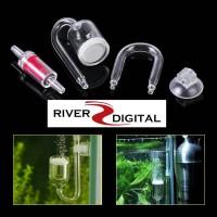 Aquascape Co2 Diffuser Glass / Kaca Paket 1 Set