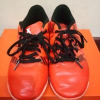 Sepatu Futsal Adidas X 15 Orange