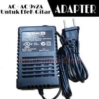Adaptor AC - AC 9v2A Untuk EfeK Gitar