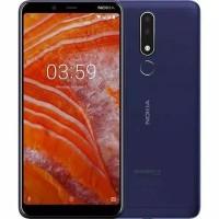 Nokia 3.1 plus 3/32 garansi resmi