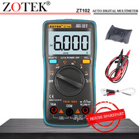 AVOMETER DIGITAL ZOTEK ZT102 / MULTITESTER DIGITAL ZT102 ORIGINAL