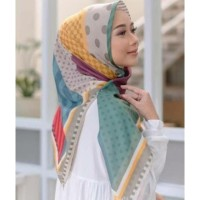 Hijab Segi Empat Deenay Kw My Lady Terbaru