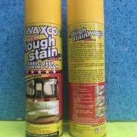 HOT SALE Waxco Tough Stain Cleaning Foam Pencuci bahan beludru dan