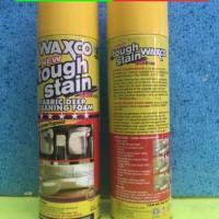 HOT SALE Waxco Tough Stain Cleaning Foam Pencuci kotoran bahan beludru