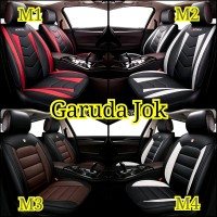 sarung jok mobil innova luxury bahan ferari myo medium quality