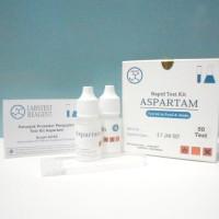 Best Test Kit Aspartam - Rapid Test Aspartame - Alat Uji Pem