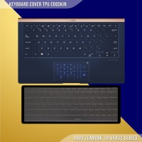 Cover Keyboard Protector Asus Zenbook UX433 UX433F UX433FN-A5021T Coos