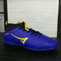 Sepatu futsal anak Ardiles Lithium Biru