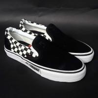 Vans Slip On Pro x Thrasher Checkerboard