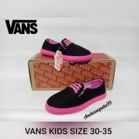 Sepatu Anak - Sepatu Sekolah Anak - Sepatu Vans Anak - Sepatu Vans Kid
