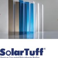 Solartuff Atap Polycarbonate Gelombang Greca dan Roma 4,2Meter