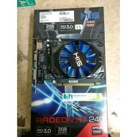 VGA Card HIS Ati Radeon R7 240, 2 GB DDR3 128 bit PCI E
