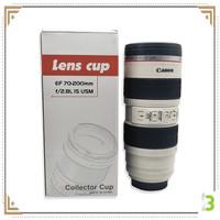 Lens Mug Cup Gelas Termos Lensa Kamera EF 70-200 - B288