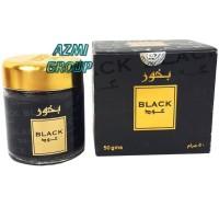 TERMURAH Bukhur Bubuk Black Oud - Banafa For Oud - Black Oud Bakhoor