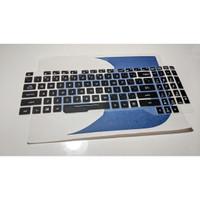 Asus ROG Strix Scar II GL703 GL704 Laptop Keyboard Protector Cover 17 - Hitam