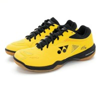 New. Sepatu Badminton Yonex SHB Power Cushion 65X2 / 65 X2 Men Yellow